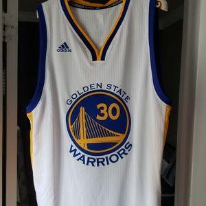 Stephen Curry #30 warriors  jersey